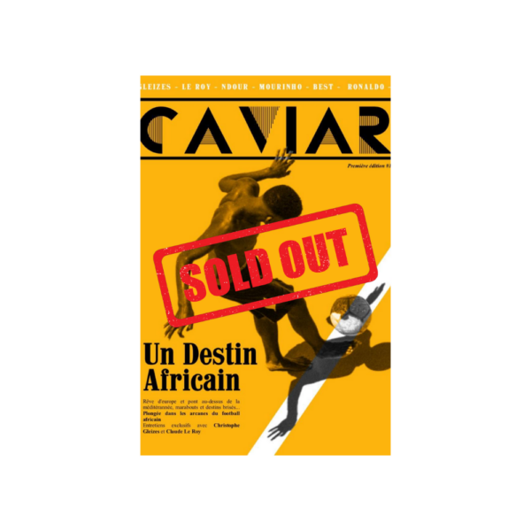 Caviar I - Sold OUT