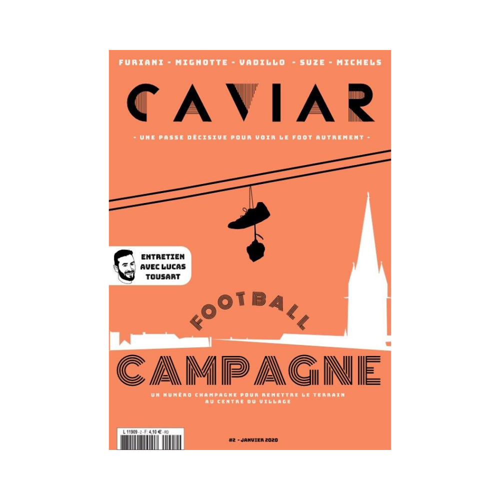 Caviar II - Football Campagne