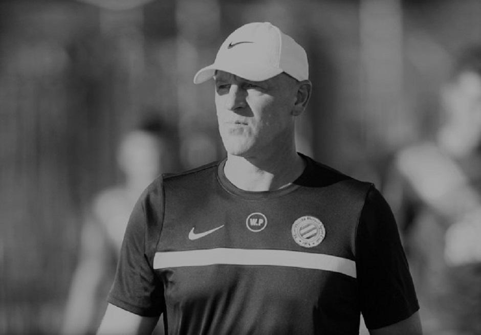 William Prunier, défenseur reconverti entraîneur