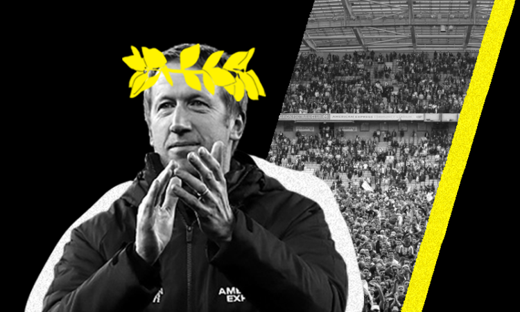 Graham Potter, le Monsieur culture de Premier League